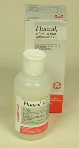 Флюокаль гель для фторирования зубов